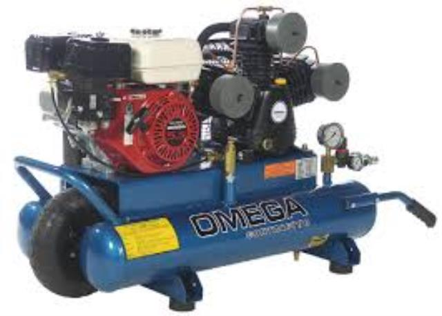 Where to find COMPRESSOR, 25 CFM AIR in Revelstoke